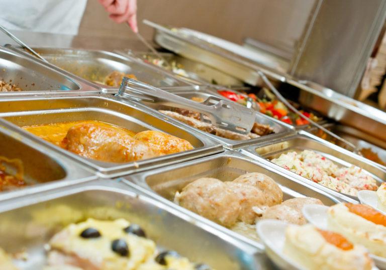 Бистро, столовые и доставка еды
