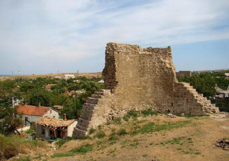 Башня Джованни ди Скаффа или Круглая