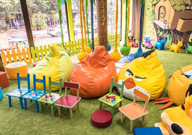 Детская игровая комната «Лес Чудес»