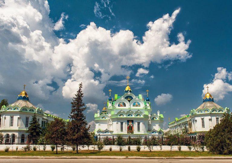 храм Екатерины