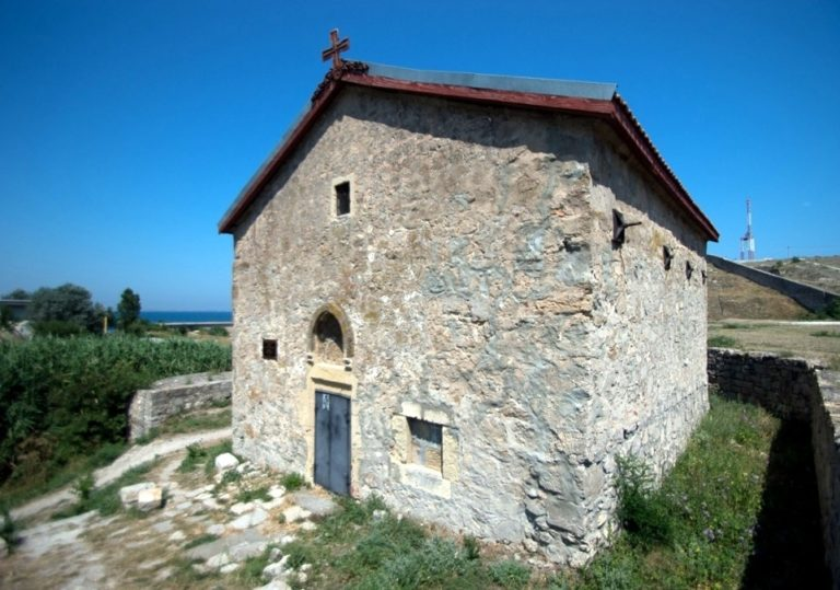 Храм св. Дмит. Солунского