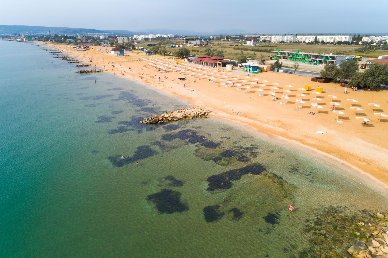 золотой пляж в береговом фото обои