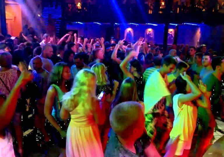Ночной клуб «Аркадия»