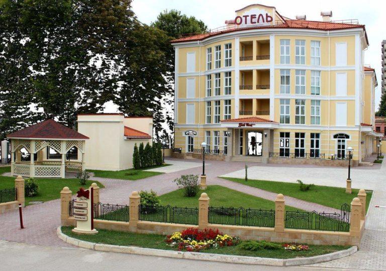Отель «Грей Инн» признан лучшим