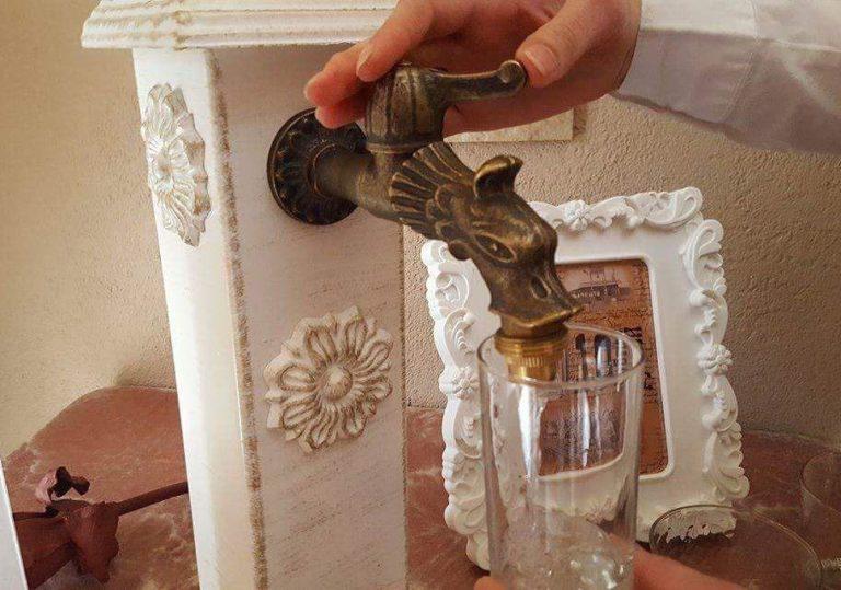 Минеральная вода  «Феодосийская»