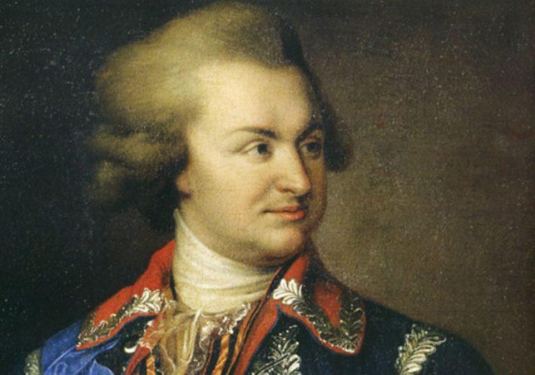 Потёмкин Григорий Александрович  (1739-1791)