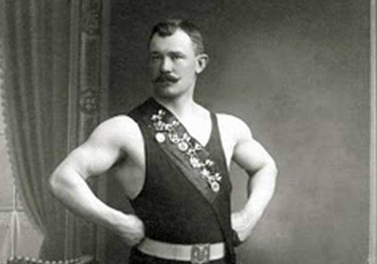 Поддубный Иван (1871-1949)