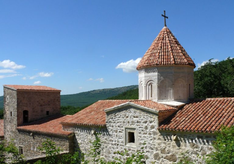 Два монастыря
