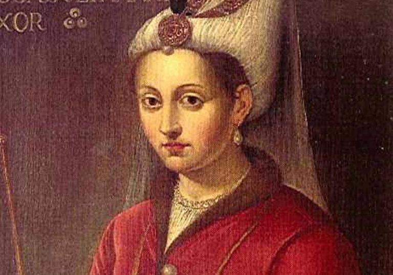 Роксолана (Лисовская Анастасия Гавриловна) (1505-1558)