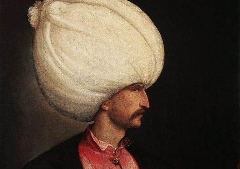 Сулейман I  (1494-1566)