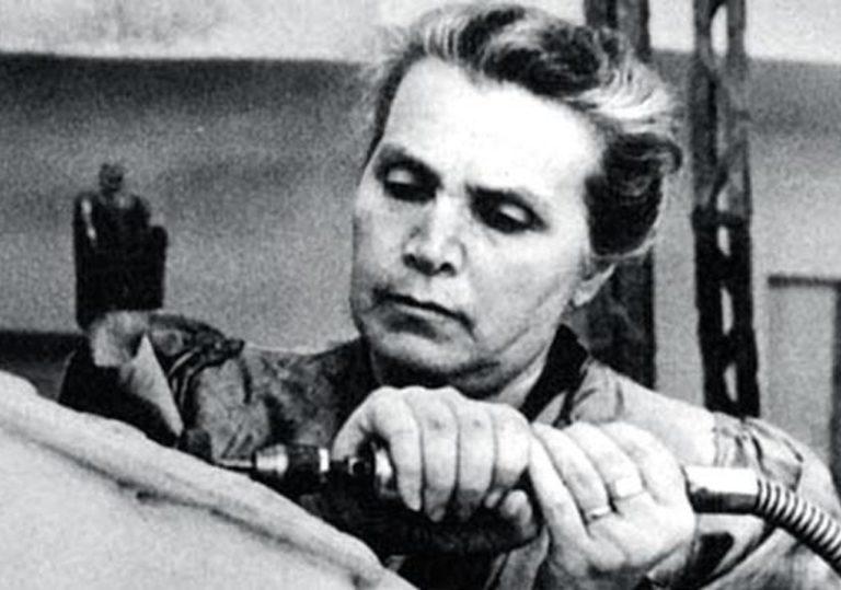 Мухина Вера Игнатьевна (1889-1953)