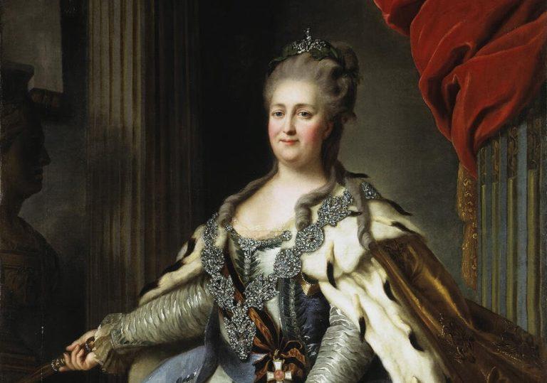 Екатерина II Великая (1729-1796)