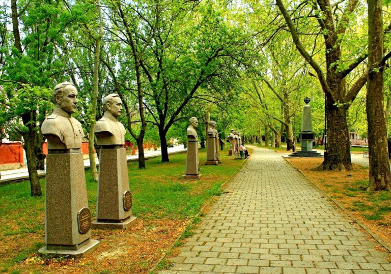 platanovaya alleya