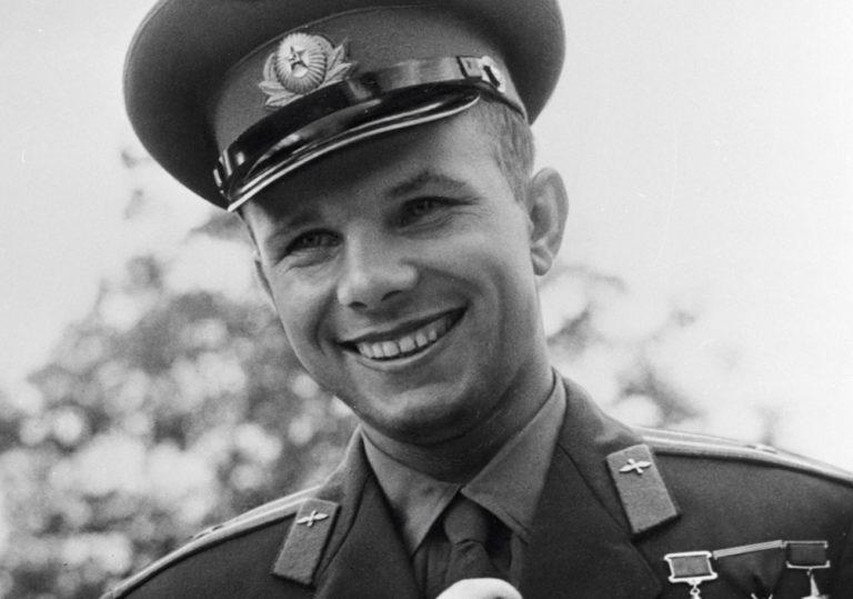 Гагарин Юрий Алексеевич (1934-1968)
