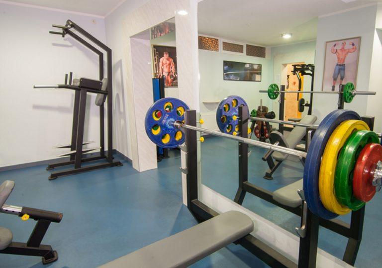 Спортивный зал «Kraft»