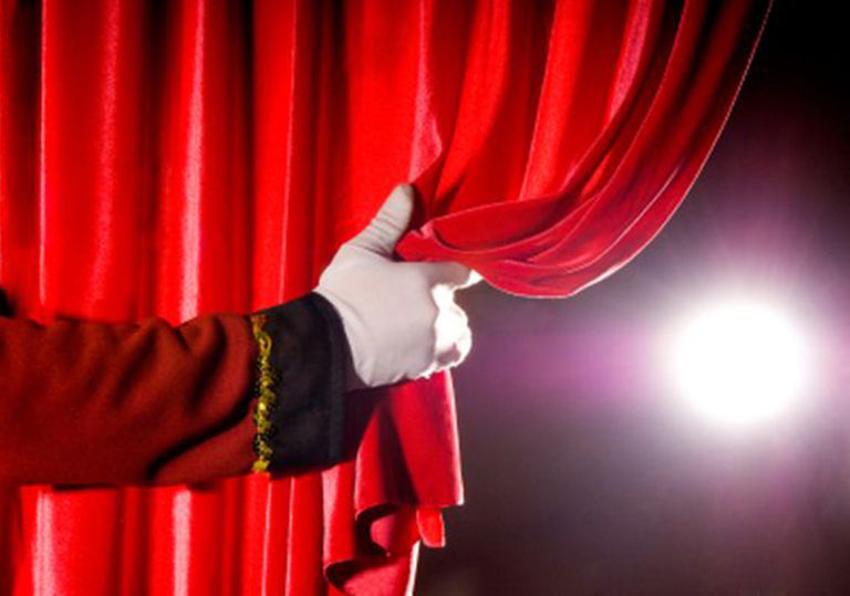 Открытие летнего театрального сезона