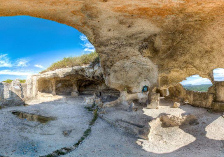 Пещерное средневековье
