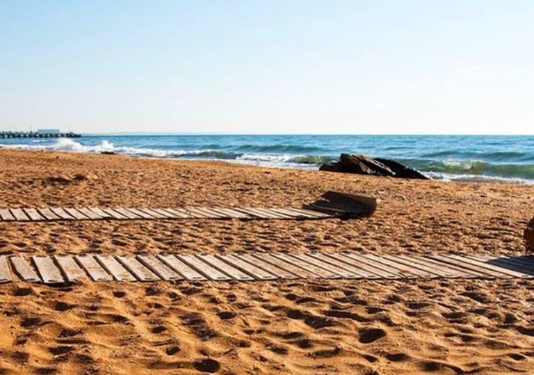 Пляж «Сlub beach 117»