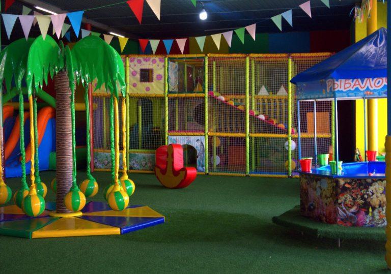 Детская игровая площадка «Море Чудес»