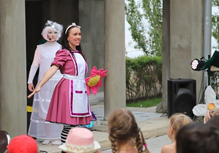 07 августа — Спектакль-фэнтези «Сон Алисы»