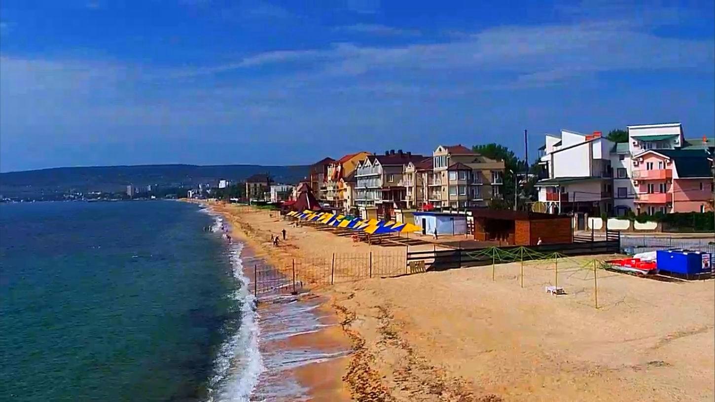 своей черноморское фото пляжей и набережной фото ниже