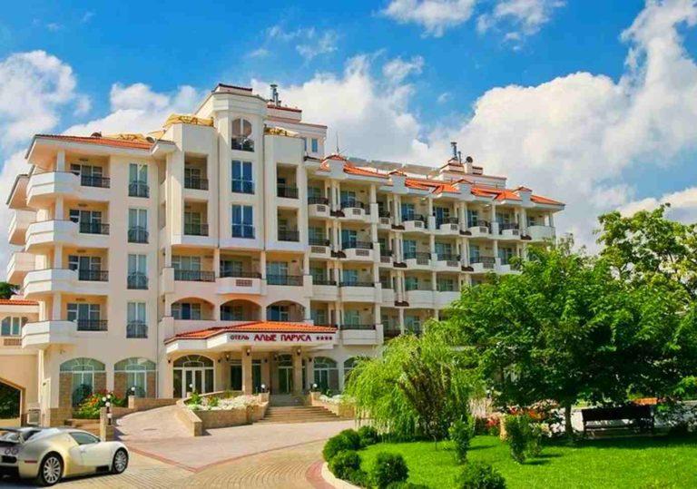 Отель «Алые Паруса» 4*
