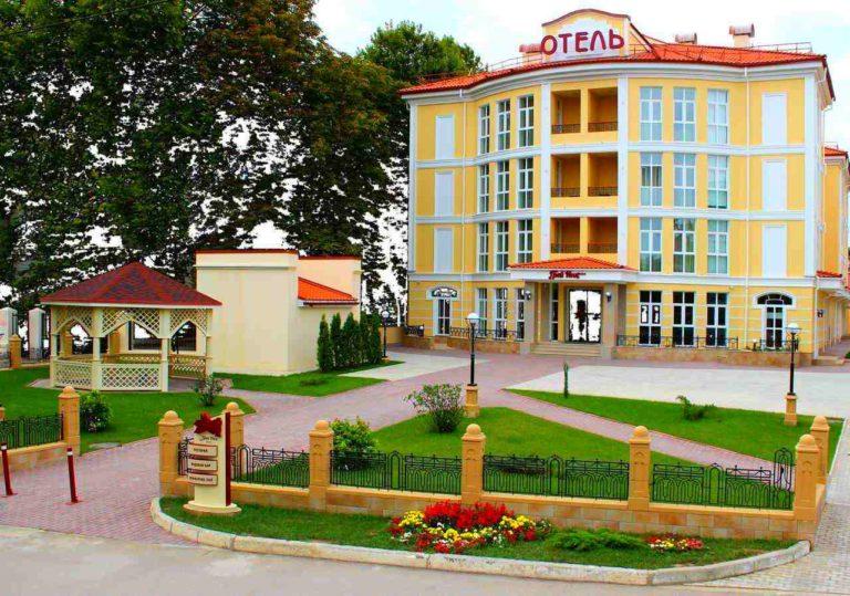 Отель «Грей Инн» 3*