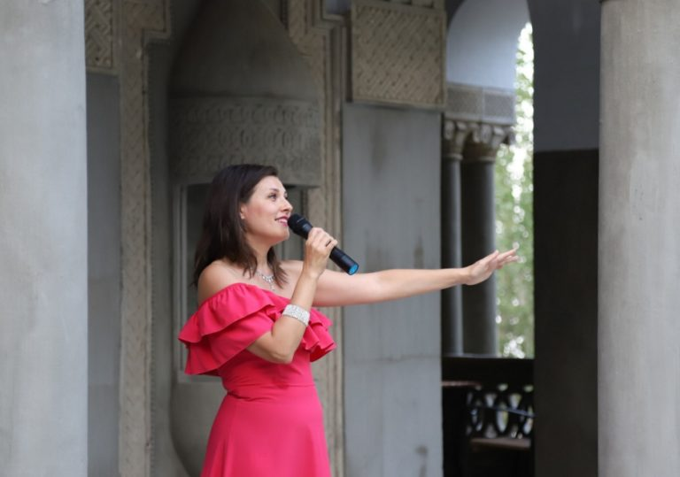 Концерт Валерии Кирилловой