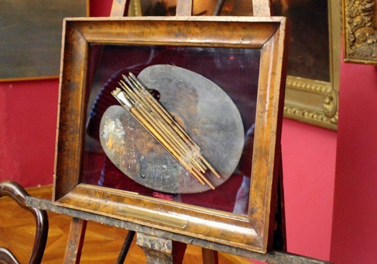 Квест «Кисть Айвазовского»