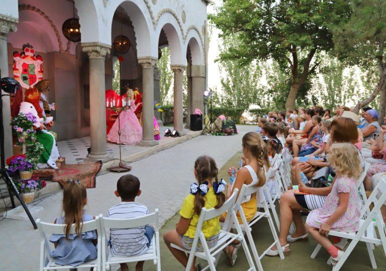 10 июля — Музыкальная сказка «Принцесса и свинопас»