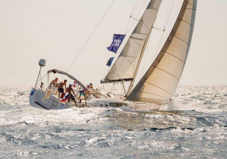 Международный водно-парусный фестиваль «Кубок Черного моря 2018»