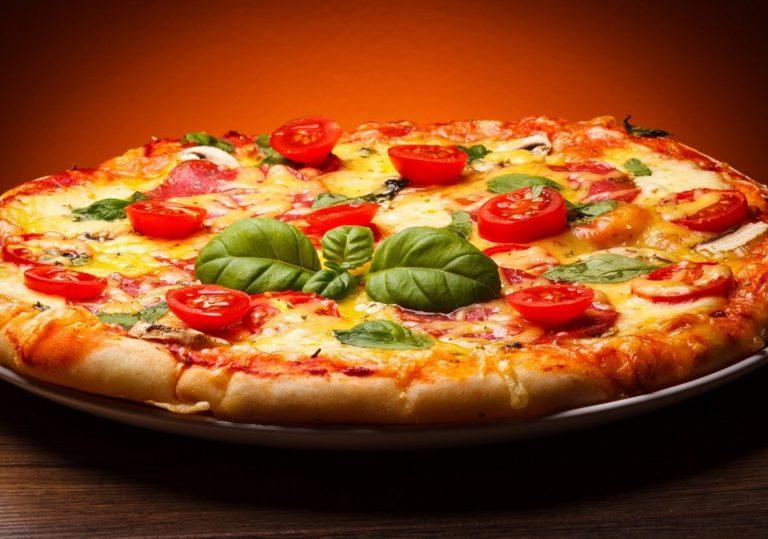 Мастер-класс «Улетная пицца»