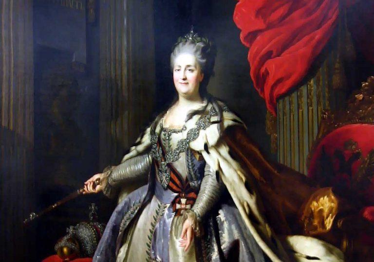 Историческая встреча «Екатерина II и Крым»