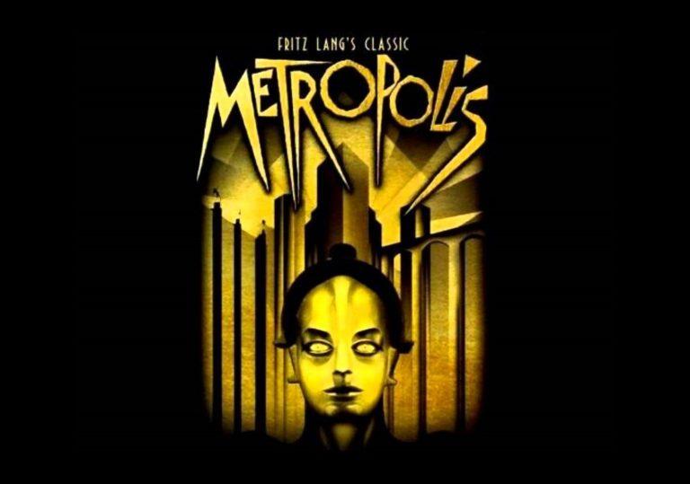 Киносреда: показ фильма «Метрополис», 1927