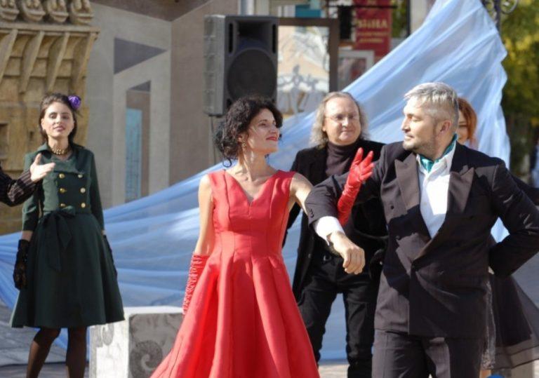 Открытие 26-го театрального сезона театра «Парадокс»
