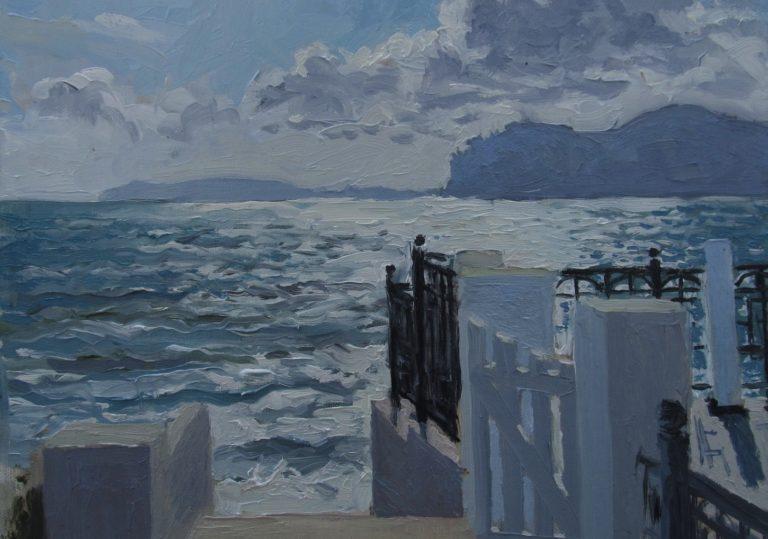 Выставка живописи и графики Игоря Симелина «Без рамок»