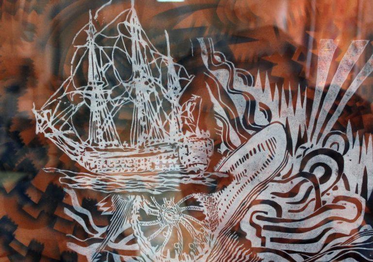 Выставка графики «Фантазии и реальность»