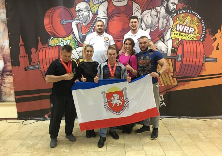 Открытый лично-командный «Кубок Крыма – 2018» по пауэрлифтингу