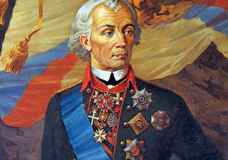 Суворов Александр Васильевич (1730-1800)