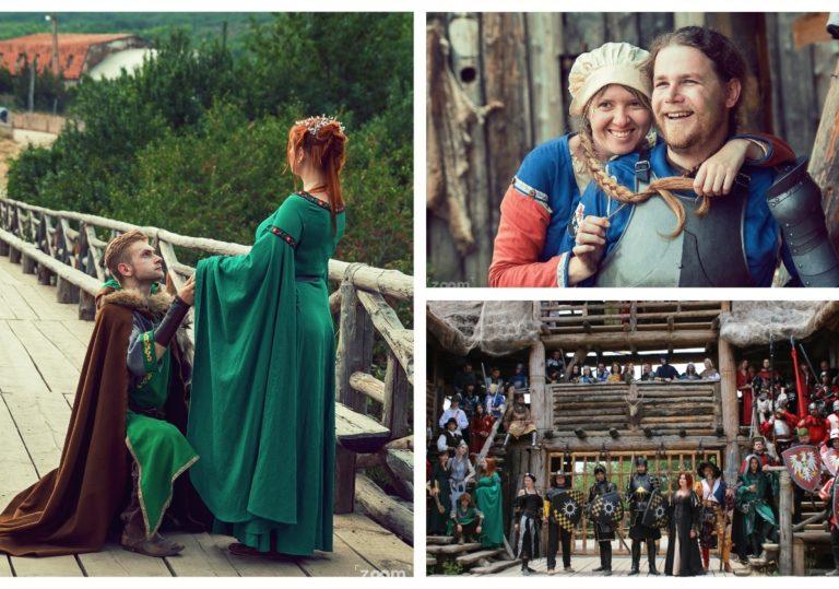 II Рыцарский турнир «Меч средневековья»