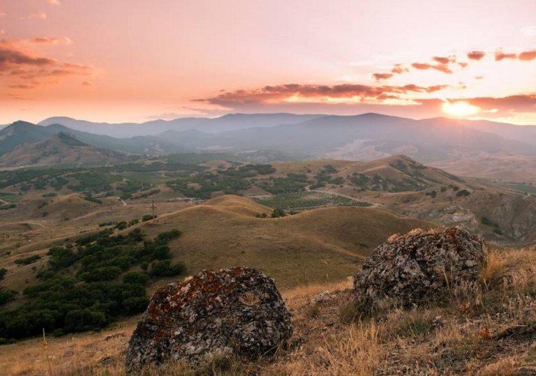 Отузская долина