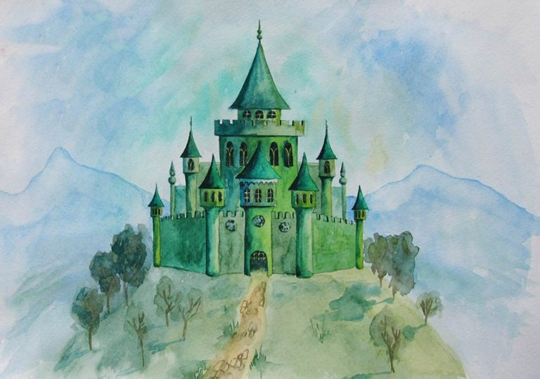 Детский спектакль «Волшебник Изумрудного города»
