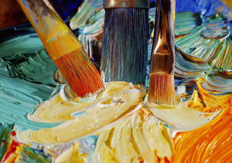 Художественная выставка «Я нарисую Ваш портрет»