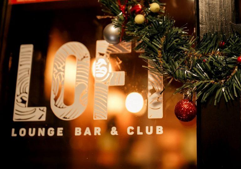 Новогодняя ночь в лаунж-баре «Loft»