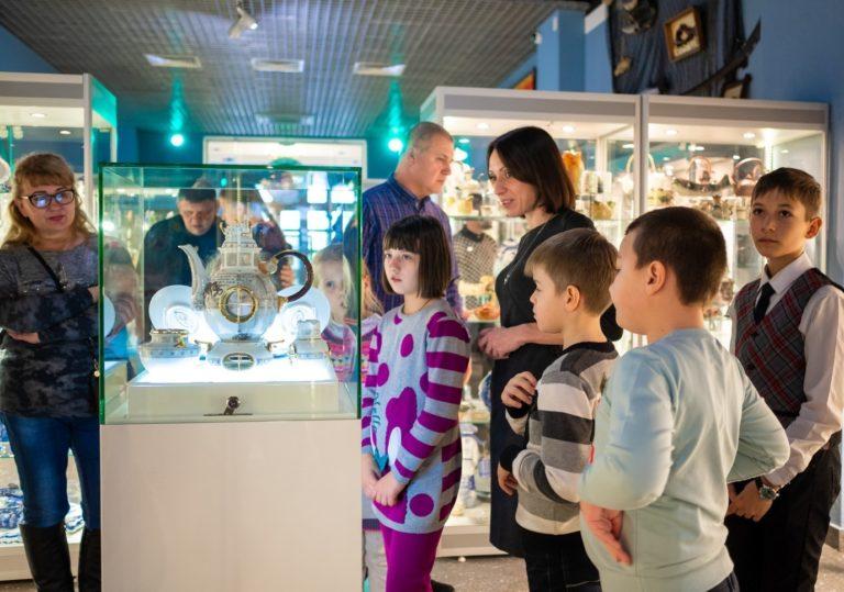 «Ночь музеев» в Музее Рыбы и Рыболовства