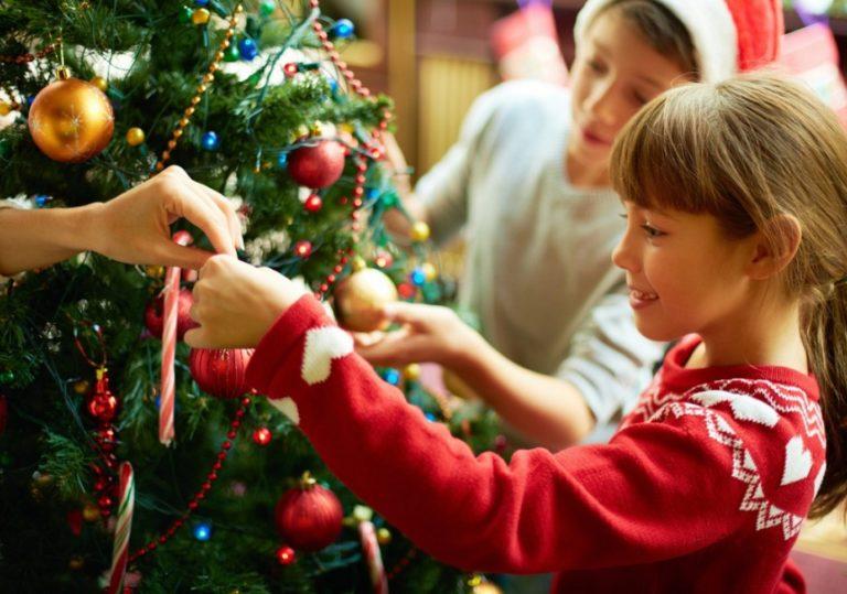 Детская игровая программа «Невероятные новогодние приключения»