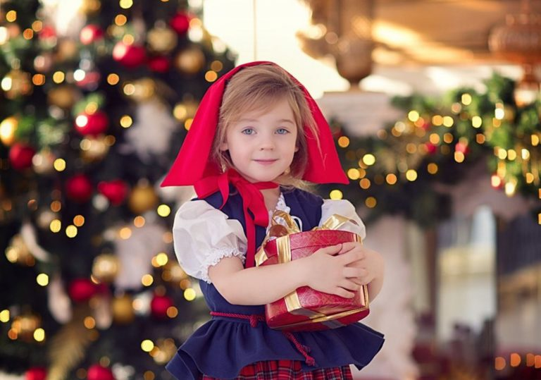 Сказка-утренник «Новогодние приключения Красной Шапочки»