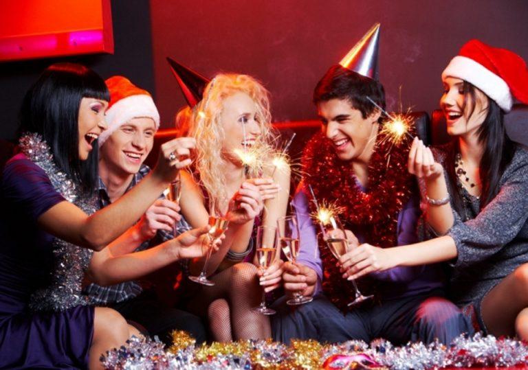 Новогодняя ночь в Morris Club