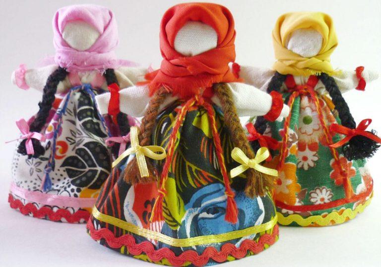 Выставка кукол «Берегини»
