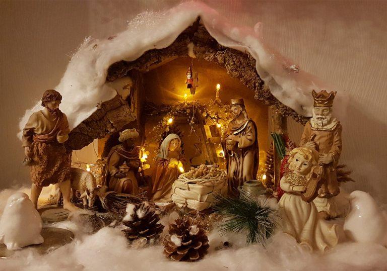 Спектакль «Рождественский вертеп»